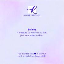 Believe Jewelry Card